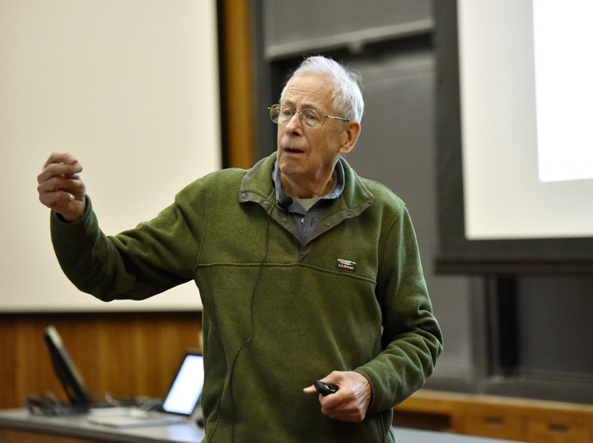 Princeton University, James Peebles