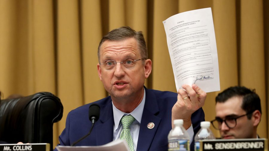 House Republican Urges Nadler to Expand Academic Witness List in Impeachment Hearing
