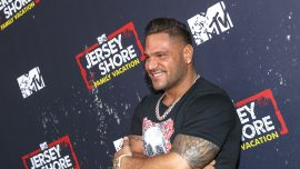 'Jersey Shore' Star Ronnie Ortiz-Magro Tased and Arrested for Kidnapping