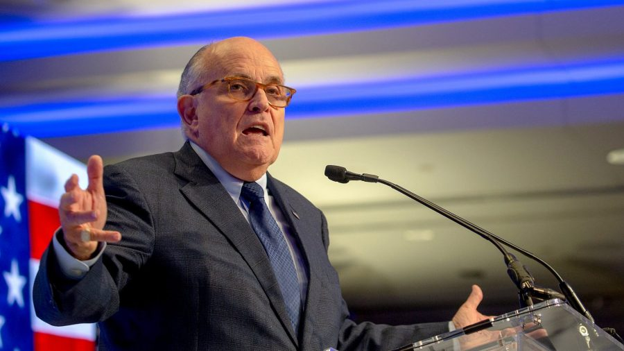 Rudy Giuliani Won't Testify Before House Intel: 'Let Them Hold Me in Contempt'