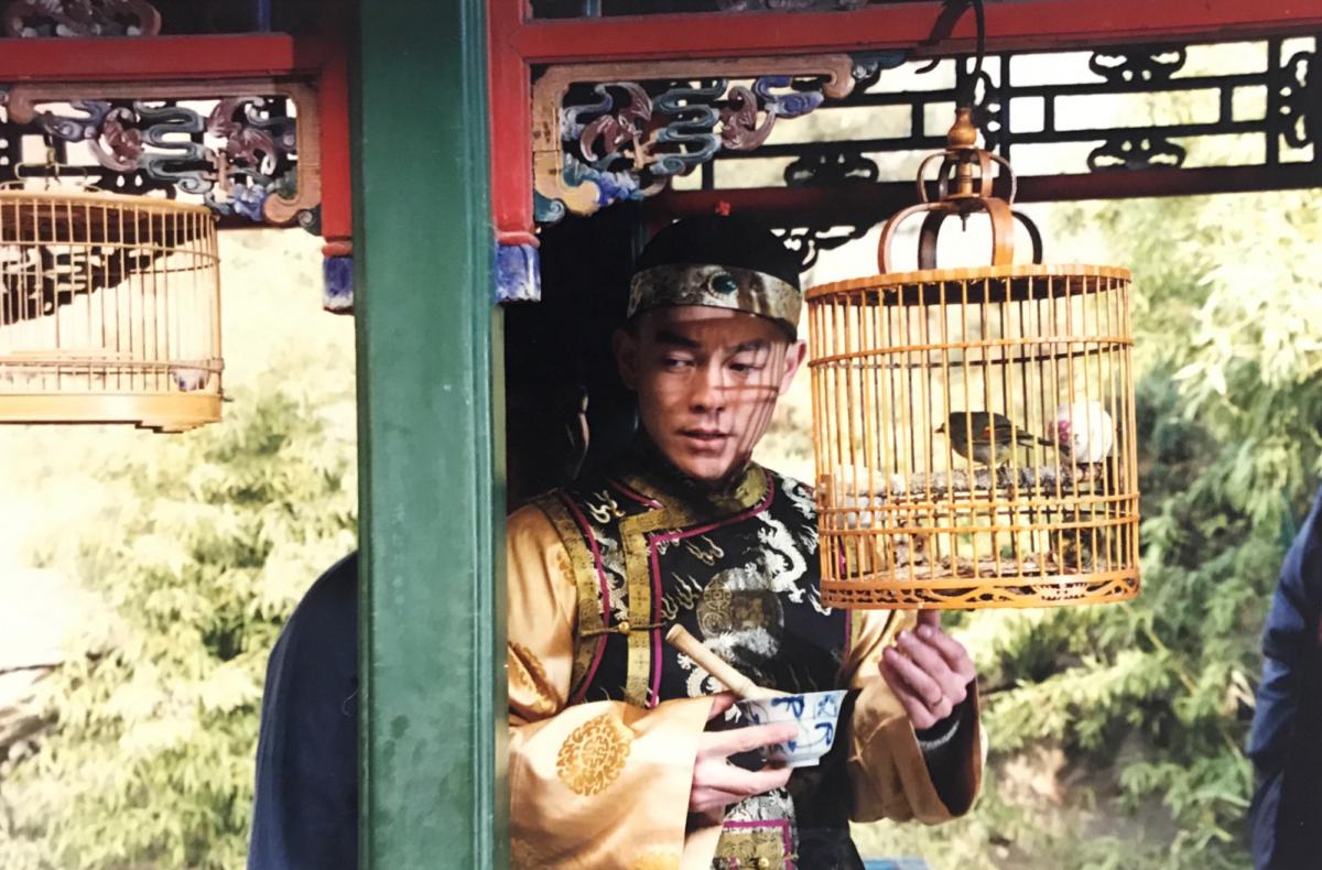 Ryan Jiang in Yong Zheng Dynasty
