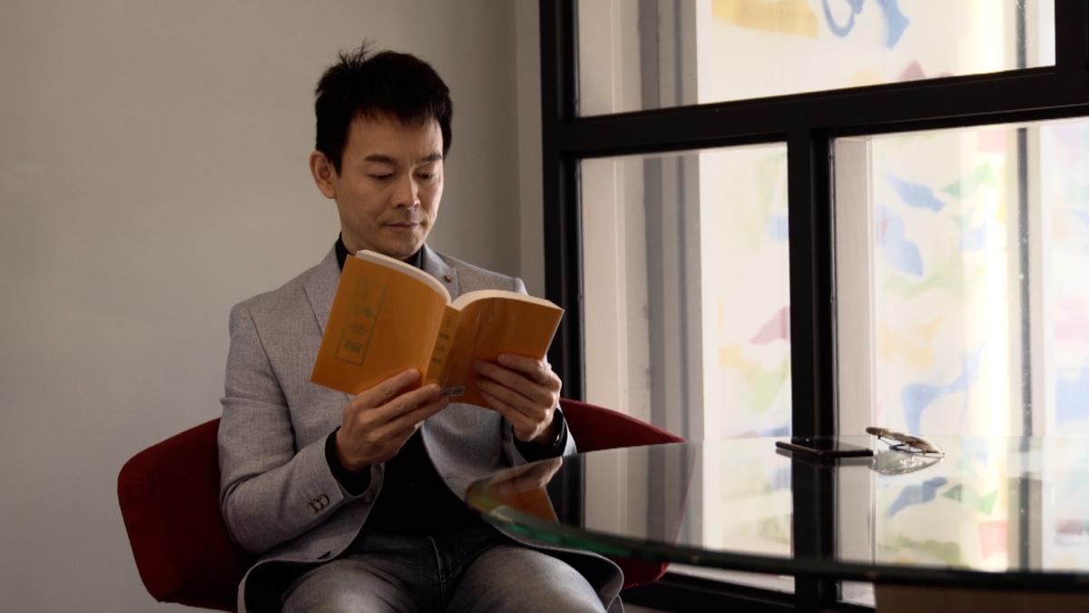 Ryan Jiang reading ZFL