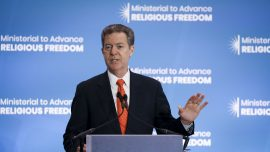 US Ambassador For Religious Freedom Addresses US Companies Kowtowing to China