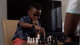 A 9-Year-Old Refugee Wins NY Chess Championship That Changed His Life