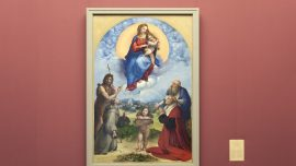 500 Years On, Renaissance Master Celebrated in Home Town