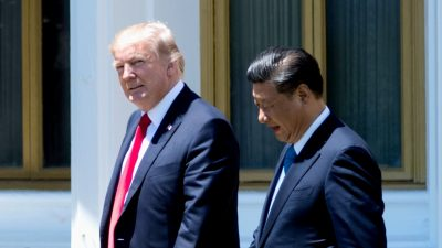 Trump: US-China Trade Deal Could Be Signed by Mid-November