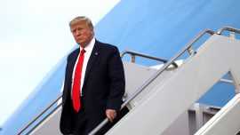 Trump Says He's 'Not Concerned' About Impeachment Inquiry Testimony