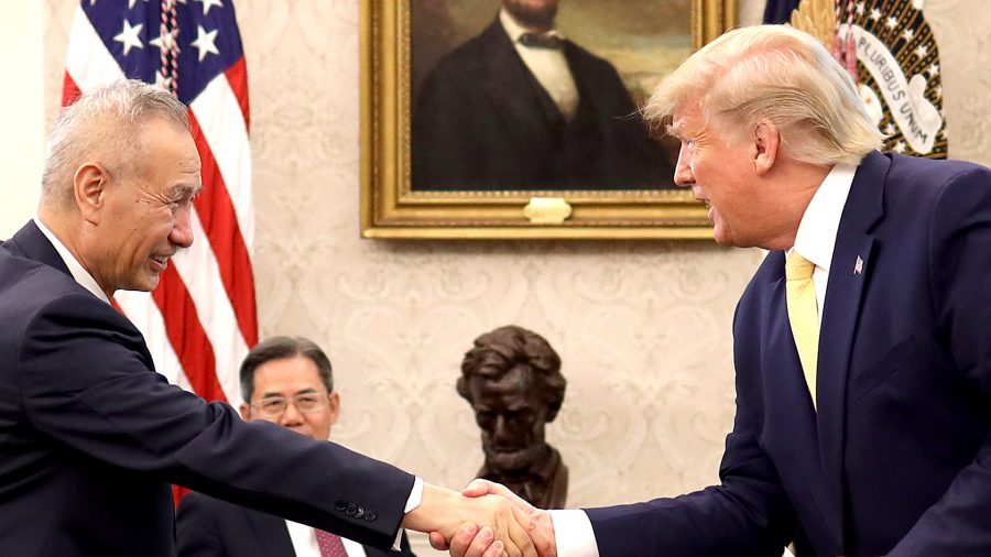 US, China Reach a Partial Trade Deal, Easing Tensions
