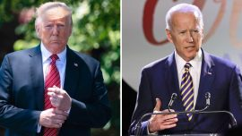 Donald Trump, Joe Biden Win Louisiana's Presidential Primary