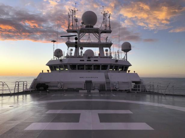 Vulcan Inc.'s research vessel Petre