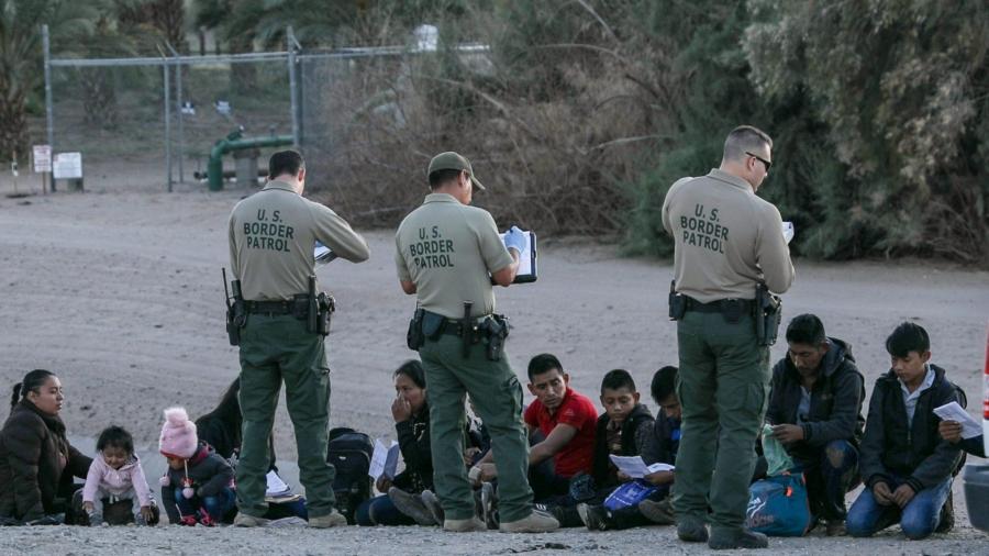 New Asylum Policies Help Cut Illegal Border Crossings by 65 Percent