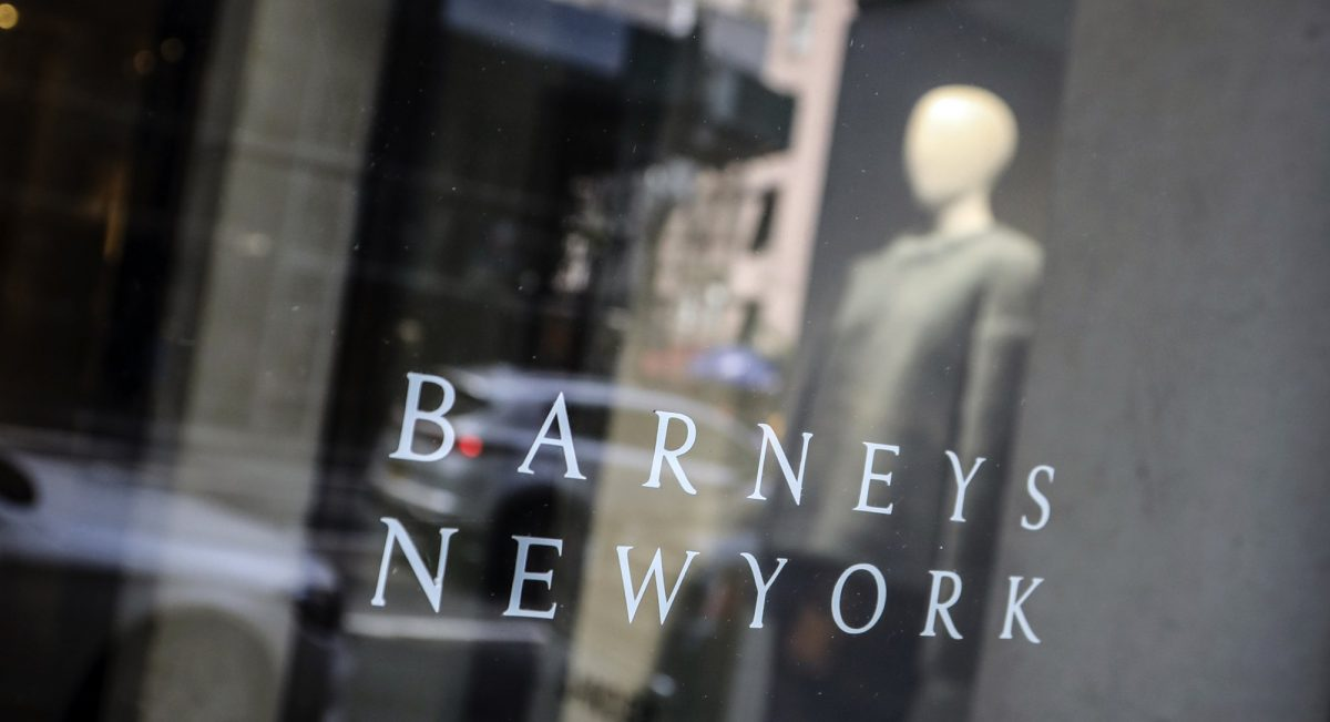 Barneys New York Could Close Down All Its Stores: Reports
