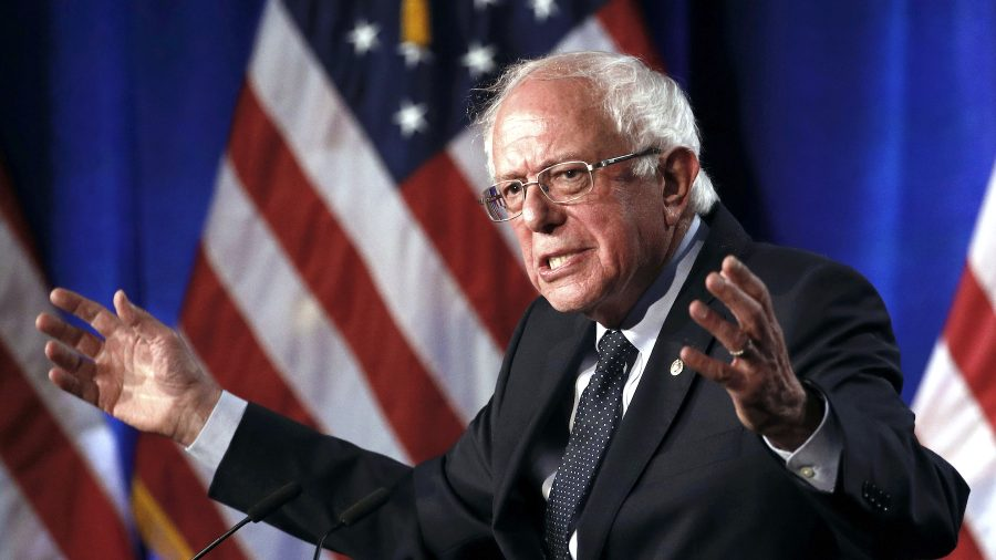 Bernie Sanders Introduces His 'Corporate Accountability and Democracy' Plan