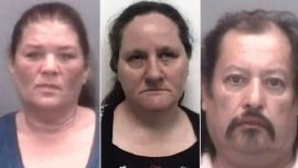 3 NC Adults Arrested In the Case of Trading a Child for a Plymouth