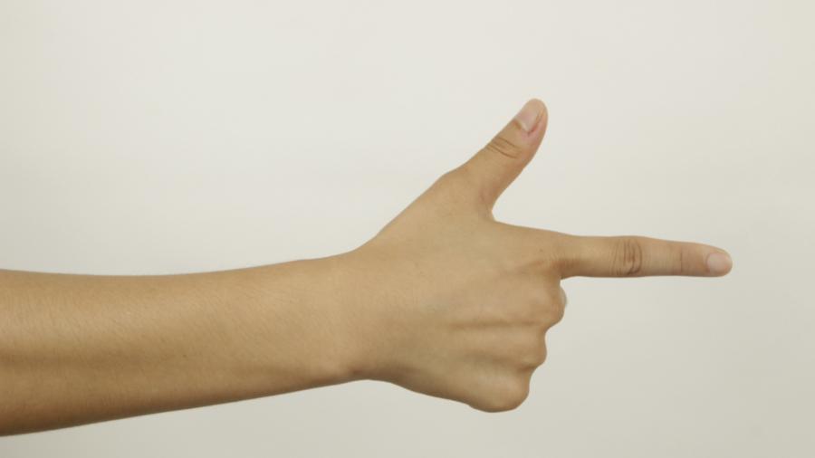 Police Arrest 13-Year-Old Kansas Girl for Pointing Her Finger Gun at Classmates