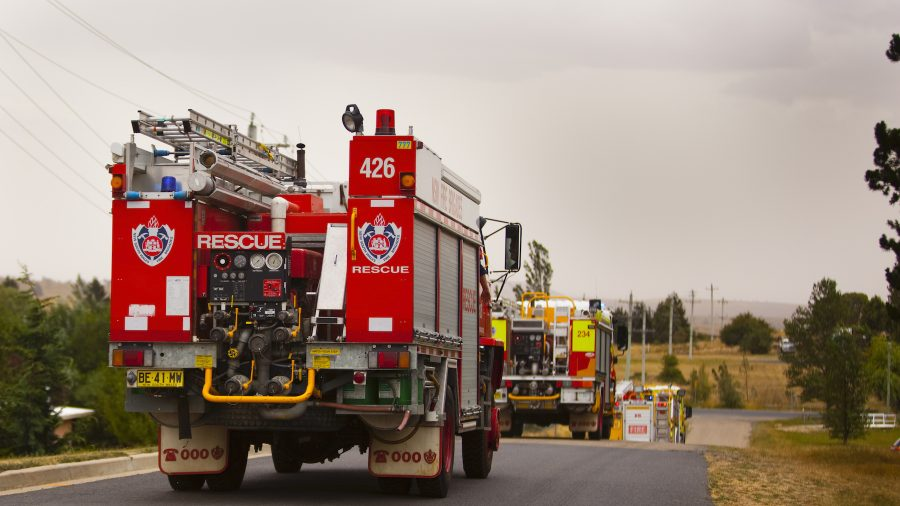 Up to 30 Homes Lost in Bushfires in New South Wales