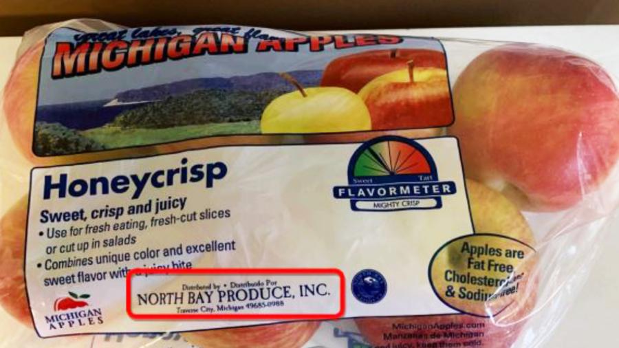 Fresh Produce Company Recalls Apples Due to Listeria Concerns