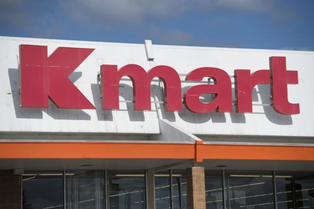 A Kmart department store