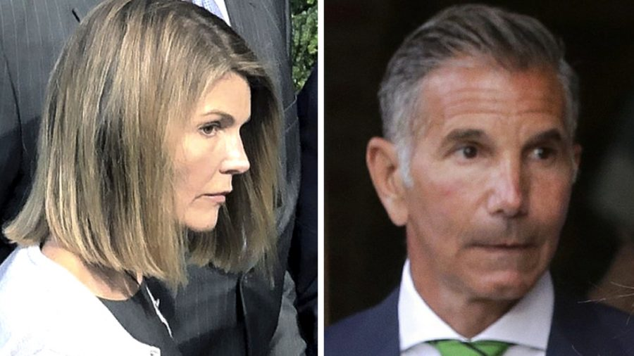 Lori Loughlin Apologizes for College Scam As Actress, Husband Get Prison Sentences