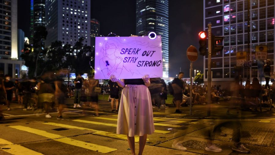 Activist in China #MeToo Movement Detained After Hong Kong Visit