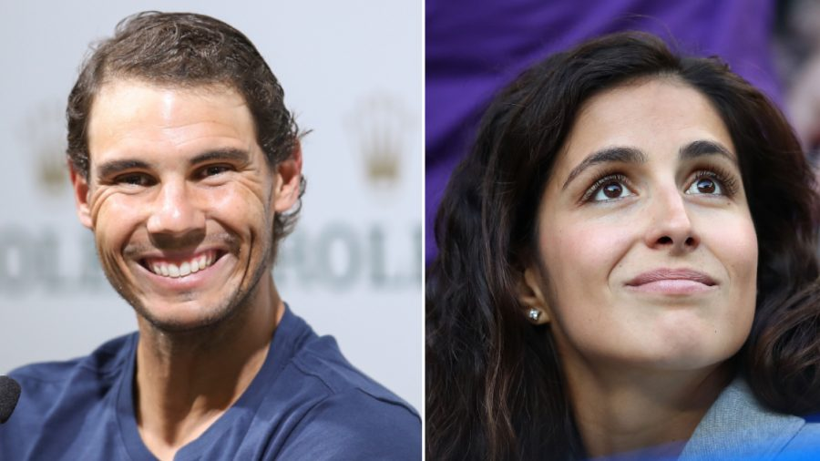 Nadal, Longtime Girlfriend Tie the Knot
