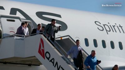 Qantas Test Flight Completes Record 19-hour Non-Stop Flight From New York to Sydney