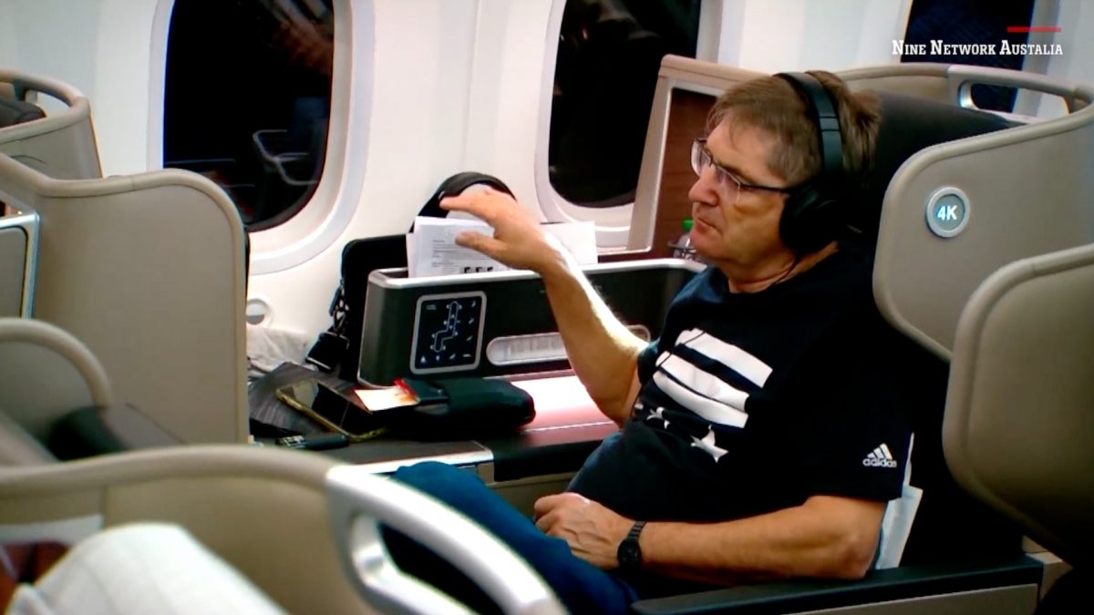 qantas test longest non-stop flight