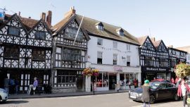Shakespeare's Hometown Divided by Brexit