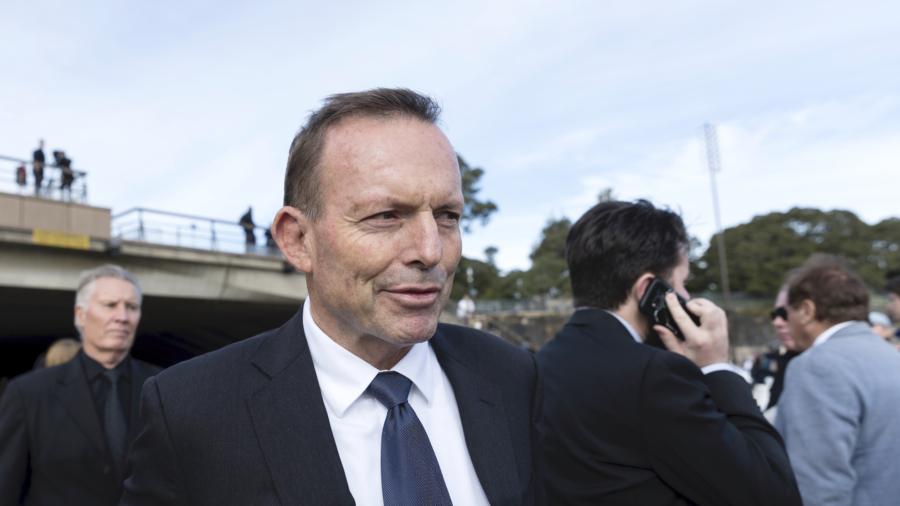 Former Australian PM Tony Abbott to Join Board of Australian War Memorial