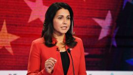 Tulsi Gabbard Declares She's Taking Back the Democratic Party From Clinton, Corrupt Elite