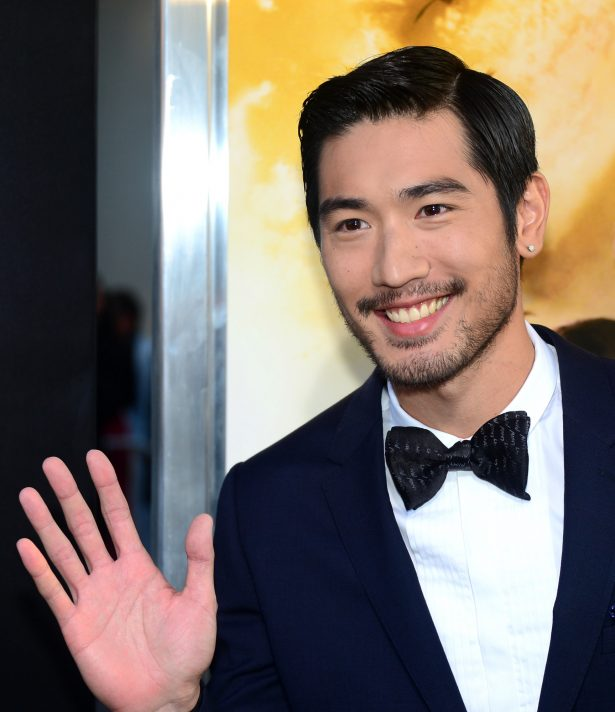Actor Godfrey Gao