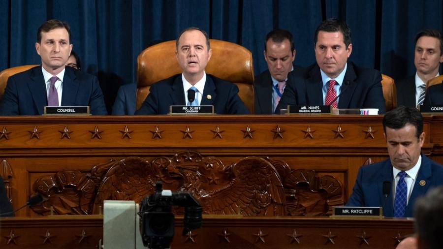 Schiff Convicts Trump as Nunes Poses Three Key Impeachment Questions He Predicts Dems Will Ignore