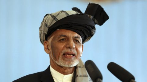 Afghan President: 3 Taliban Conditionally Released for Imprisoned American and Australian