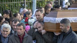 Search in Albania Quake Reduced, Death Toll at 49