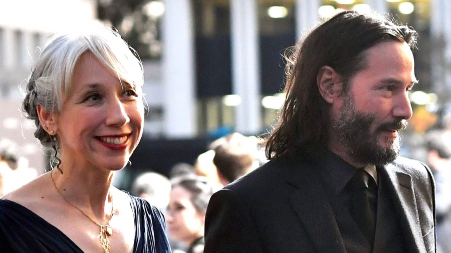 Keanu Reeves and Alexandra Grant Spark Relationship Rumors