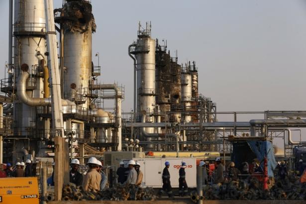Aramco's oil separator