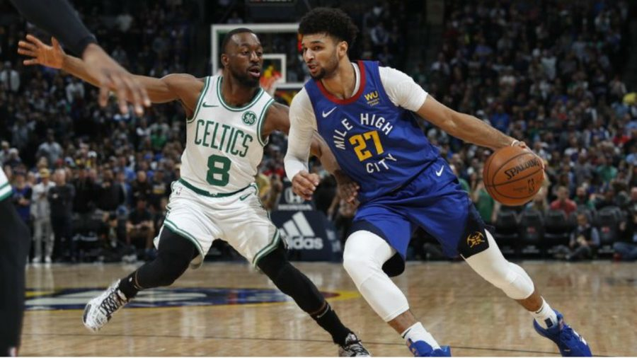 Celtics' Kemba Walker Has Concussion-Like Symptoms