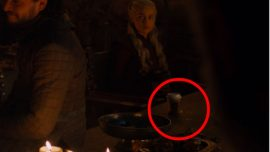 'Game of Thrones' Coffee Cup Mystery Deepens After Star Denies Responsibility