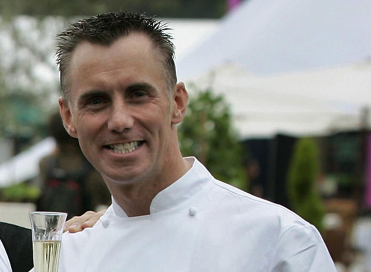 Celebrity chef Gary Rhodes