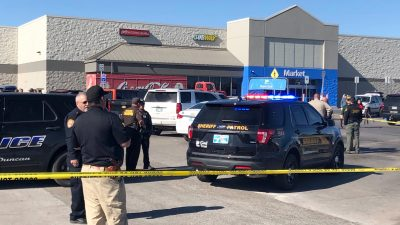 Shooting in Walmart Parking Lot Leaves Three Dead in Oklahoma