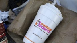 Dunkin' Employee Arrested After Police Officer Finds Spit in His Coffee