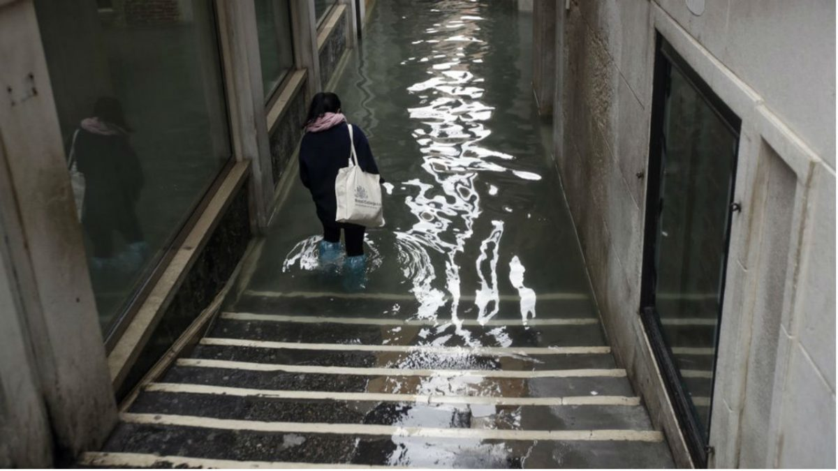 Italy Declares State of Emergency in Venice After Second-Worst Flood Ever Recorded
