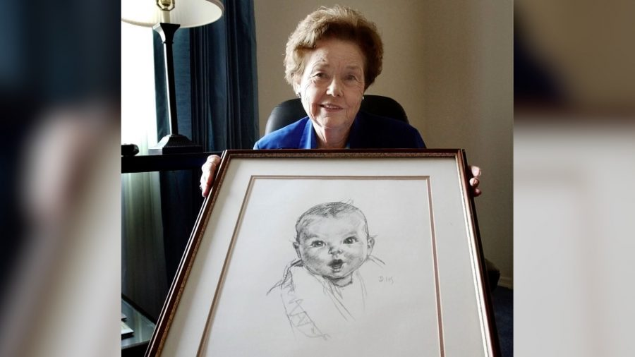 The Original Gerber Baby Is Not so Little Anymore, She's Now a 93-Year-Old Mystery Novelist