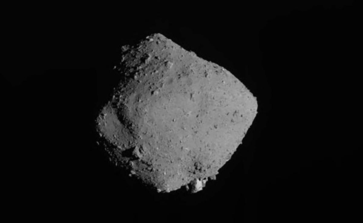 Japan spacecraft asteroid