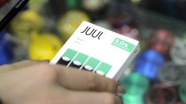 New York Sues E-cigarette Maker Juul for Selling Nicotine Products to Youth