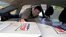 Krispy Kreme Strikes Deal With Student Who Drives 270 Miles to Resell Doughnuts