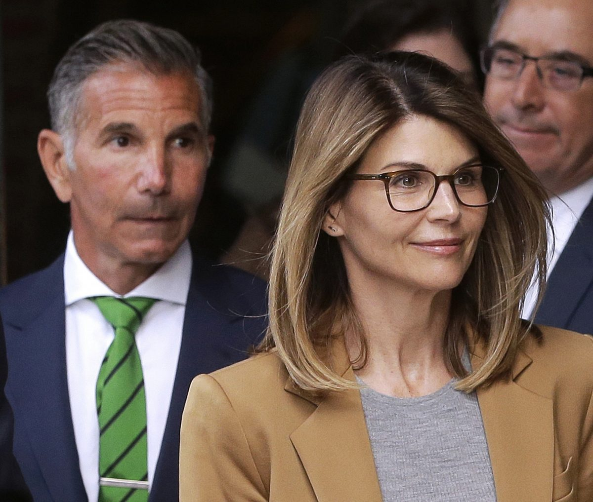 Lori Loughlin, Other Parents Accused of Withholding Evidence in College Scam Case
