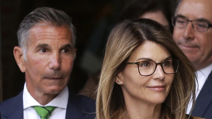 Lori Loughlin's Husband Sentenced to 5 Months in College Admissions Scandal