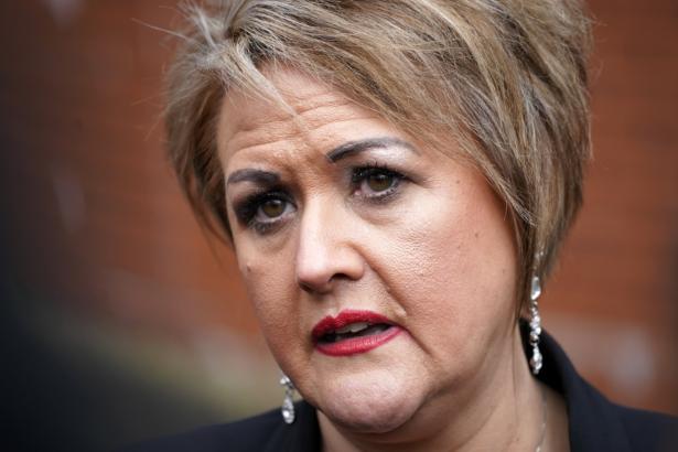Hillsborough victims familiy member Louise Brooks