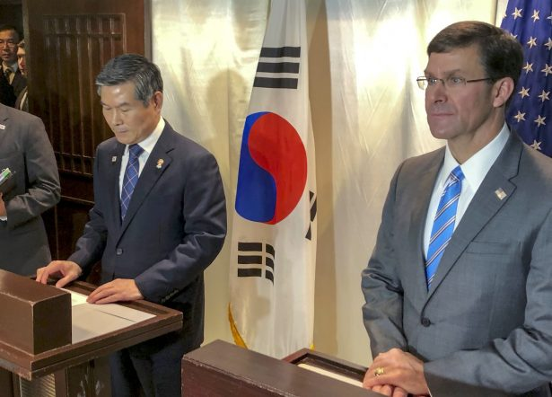 US, South Korea Postpone Military Drills in Push for Peace With Pyongyang
